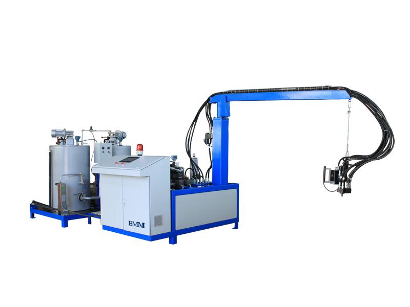 Полиуретановая непрерывная машина высокого давления