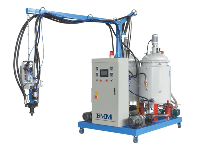 Пенопластовая машина низкого давления