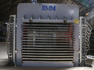 Многослойная машина для ламинирования
