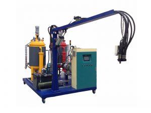 PLC контролировало машинное оборудование тюфяка пены высокого давления автоматическое для воздушных фильтров автомобиля