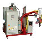 полиуретановая машина для литья под давлением средней температуры