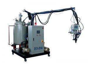 полиуретановая машина для пенообразования под низким давлением (3 компонента)