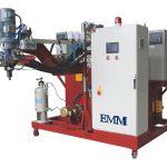 два компонента pu Elastomer casting machine